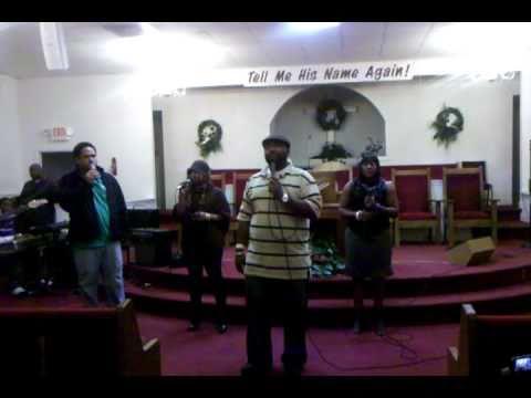 New Release Gospel Singers of Rome Georgia (Job)