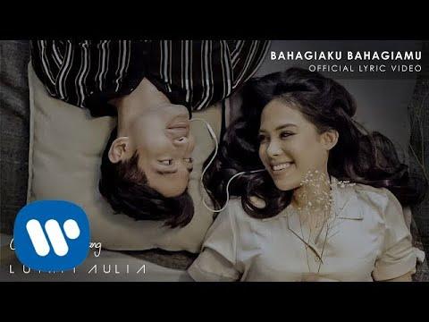 Ghaitsa Kenang & Luthfi Aulia - Bahagiaku Bahagiamu (Official Lyric Video)