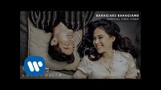 Download Ghaitsa Kenang & Luthfi Aulia - Bahagiaku Bahagiamu (Official Lyric Video)