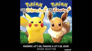 Pokemon Let's Go Pikachu! and Let's Go Eevee! Full Soundtrack OST