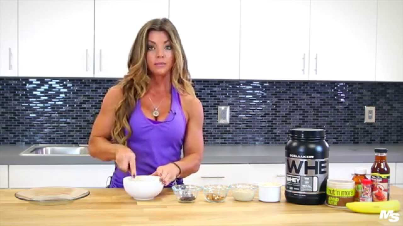 Cellucor Birthday Cake Protein Bites Recipe With Jen Jewell Youtube