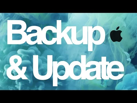 How To Backup In Icloud And Update To The Latest Ios