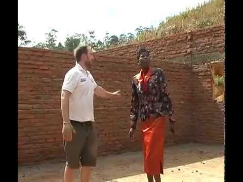 Classrooms for Malawi on national TV in Malawi