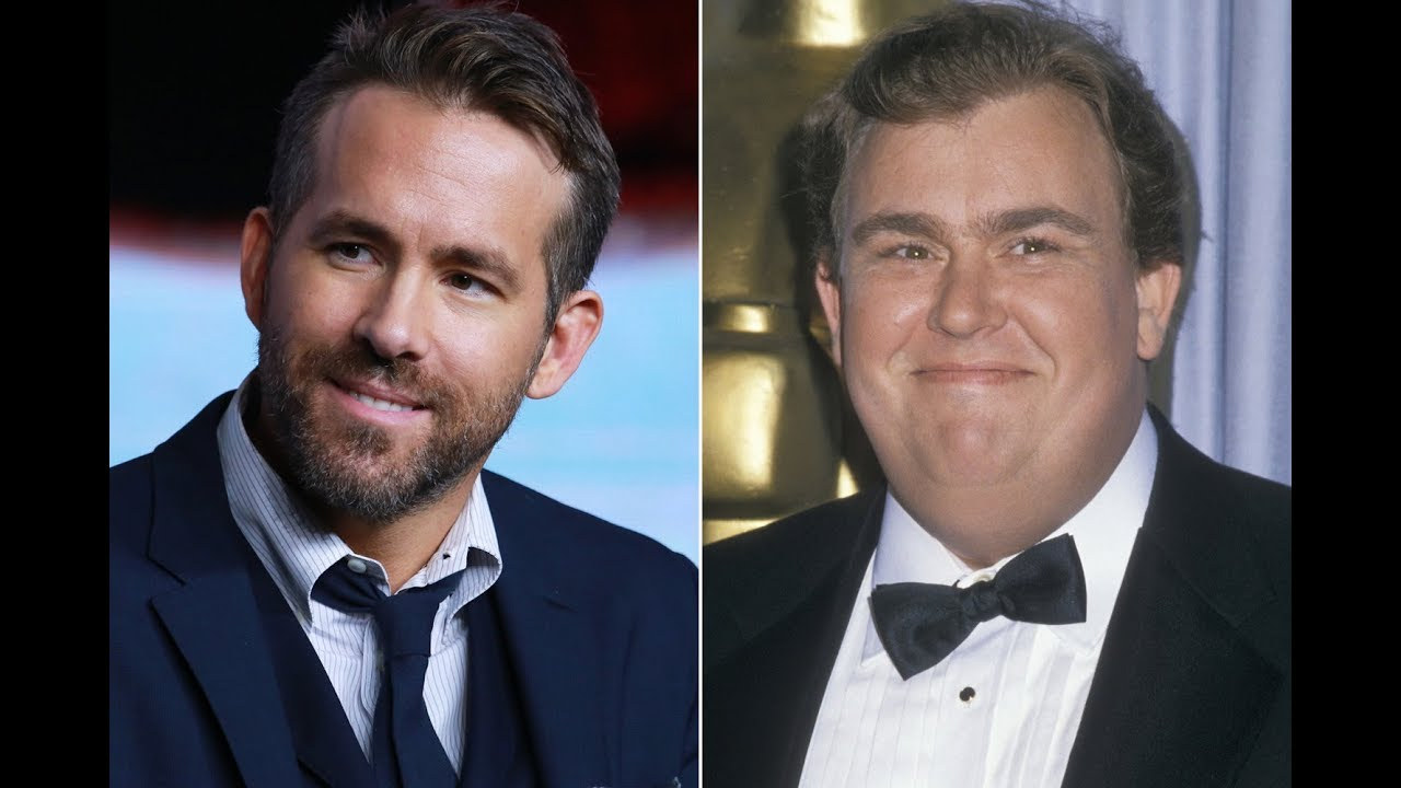 Ryan Reynolds honors John Candy with tribute video on 25th anniversary of his ...
