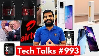 Tech Talks #993 - Realme 5i Launch, AirTel Users in Problem, OnePlus 8 Lite, ISRO Gaganyaan 2021