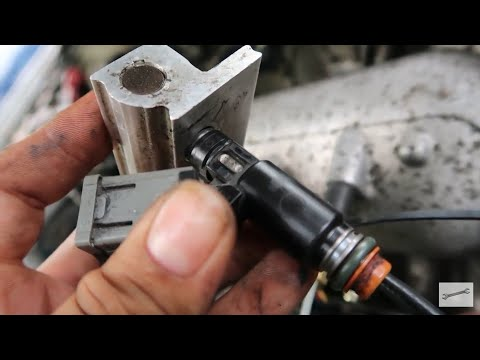 How To Install GM LS Truck Injectors Into a Honda ~ D16Y7