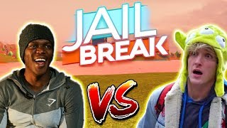 Roblox Jailbreak KSI vs Logan Paul PREDICTIONS! FREE Boss Gamepass! | Jailbreak Weapon Update!