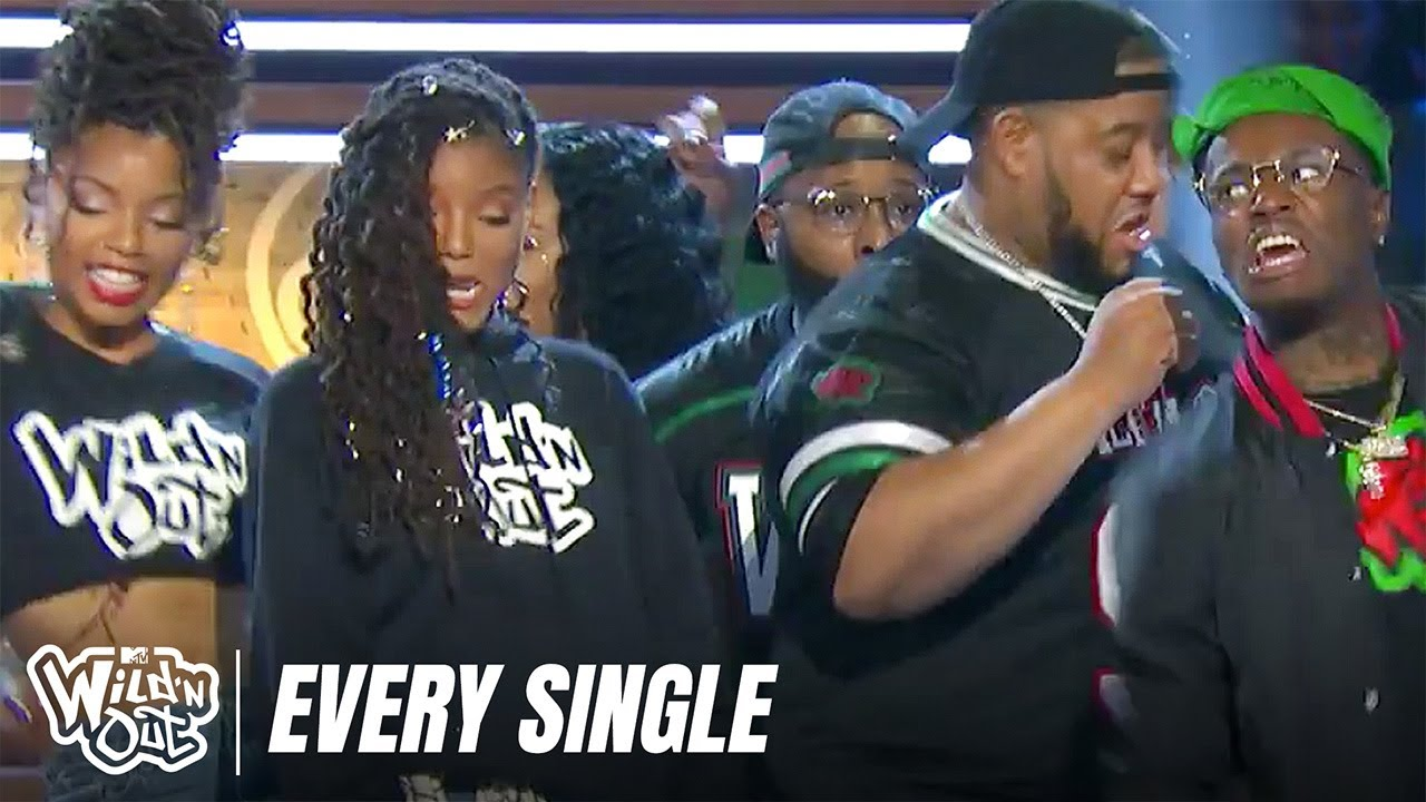Every Single 'Now You Wild Out' EVER | Best of: Wild 'N Out