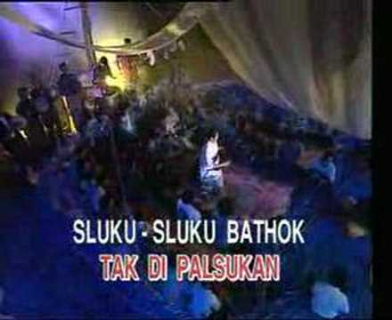 Kenduri Shallatullah-Sluku Sluku Bathok