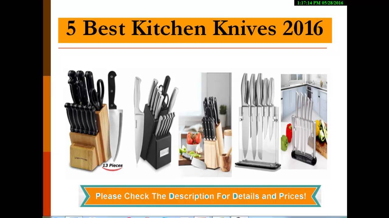 best kitchen knive sets 5 best kitchen knife sets 2016 16348
