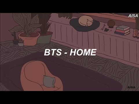 BTS (방탄소년단) – 'Home' Easy Lyrics