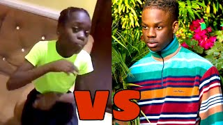 Little Girl beats Rema on Beamer live competition