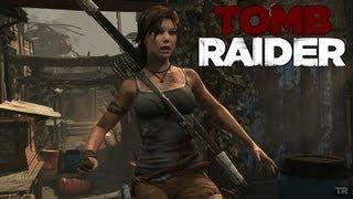 tomb Raider (2013) прохождение - Трущобы (часть 4)