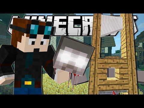 Minecraft   EXECUTING HEROBRINE!!   Custom Command