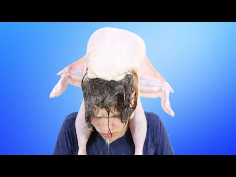 How to Become a Turkey - (HowToBasic Behind the Scenes)