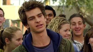 Peter Parker vs Flash - Vida Na Escola - O Espetacular Homem-Aranha (2012) CLIP Do Filme HD