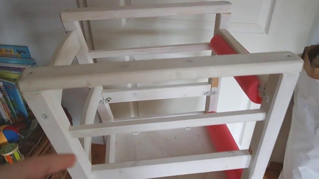 DIY Lernturm Hochstand Für Kleinkinder