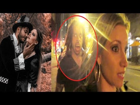 Top 5 Real Vampires Caught On Tape Real Life Vampires Footage