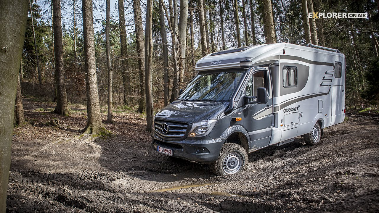 Camping Car Occasion Hymer Mercedes