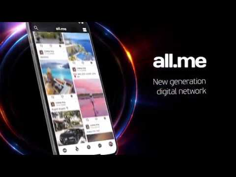 Image result for All.me Digital Network