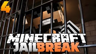 Minecraft JAIL BREAK S2E4 - JUMP ON THE SCAM TRAIN