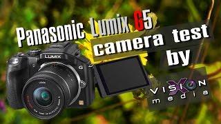 Panasonic Lumix DMC-G5 [movie test]