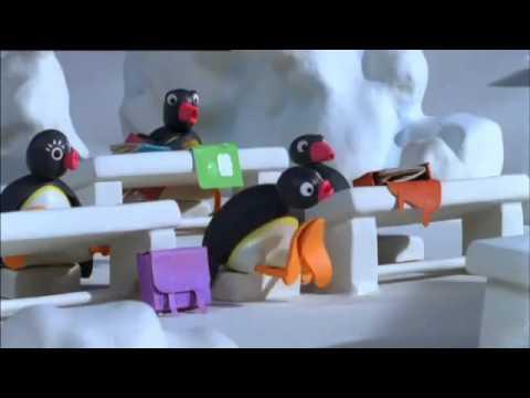 Pingu and the papier mâché [HD] Full Episode