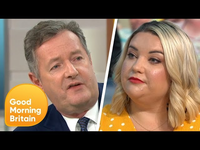 Is Obesity a Health Risk or a Positive Image?   Good Morning Britain