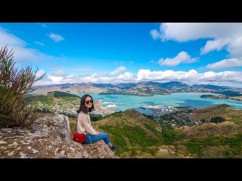 基督城Bridle Path徒步(新西兰 Harold Vlog 346)