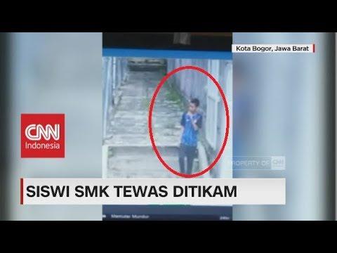 Siswi SMK Tewas Ditikam di Gang Sepi