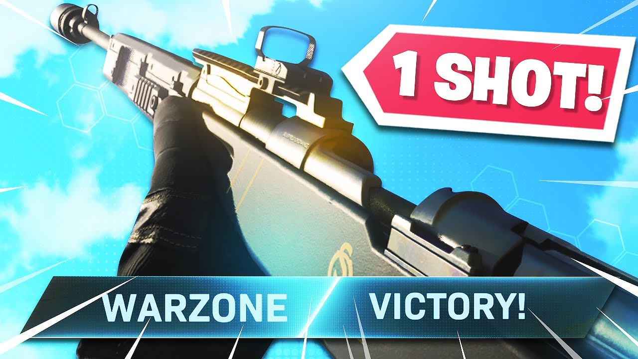CoD WARZONE   THE BEST 1 SHOT KiLL GUN iN WARZONE!!! (66 KiLL QUADS GAME)