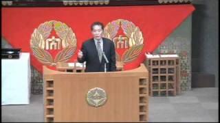 2010年度の「開学記念式典並びに初代学長清沢満之謝徳法要」が10月13日...
