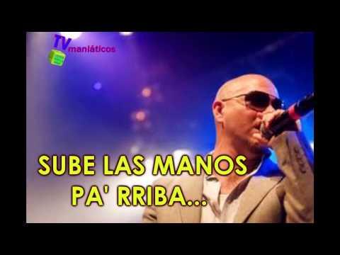 Remix Pitbull 2013 OFICIAL - Música Nonstop
