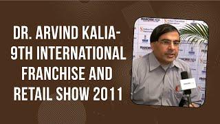 Dr  Arvind Kalia - 9th International