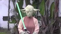 Rubie's Star Wars Yoda Costume Review