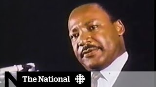 50th anniversary of Martin Luther King Jr.'s last speech