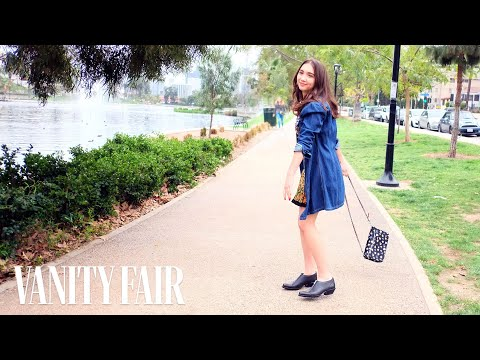 Actress Rowan Blanchard Talks Fashion and the Power of a Selfie