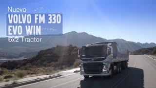 Volvo FM 330 Evo Win 6x2 Tractor   Test Drive