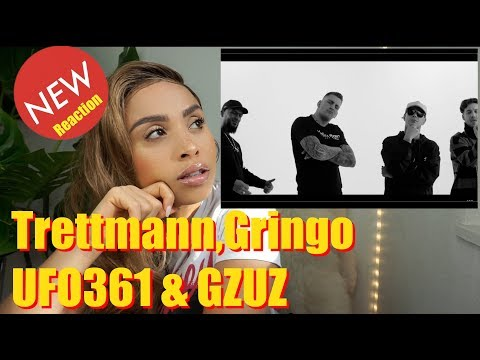 KitschKrieg feat. Trettmann, Gringo, Ufo361 & Gzuz - Standard (Official Video) live Reaktion