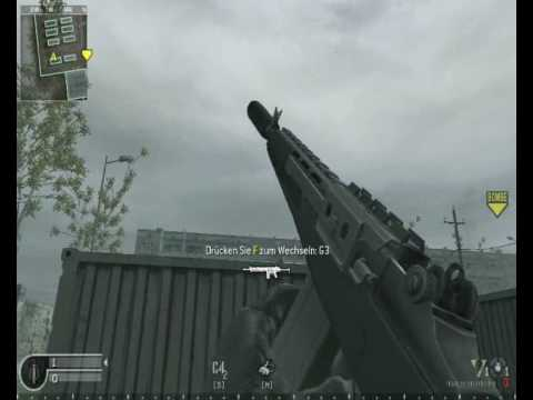CoD 4 All Weapons