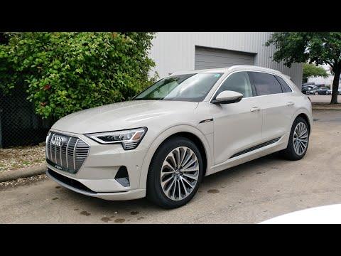 2019 Audi eTron Prestige Quick Drive and Price
