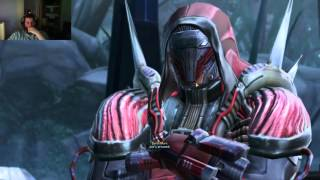 Star Wars: The Old Republic PC Gameplay
