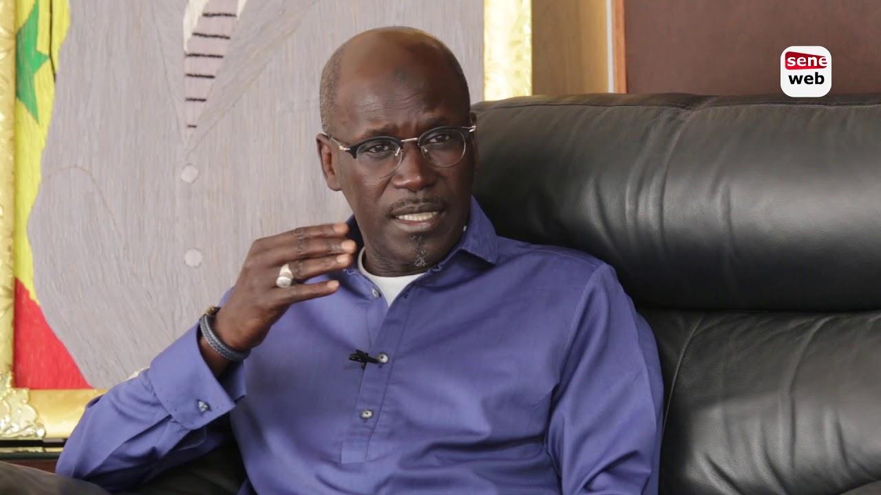 """Seydou Gueye: """"La décision de la Cedeao n'aura pas d'influence sur les opérations électorales"""""""