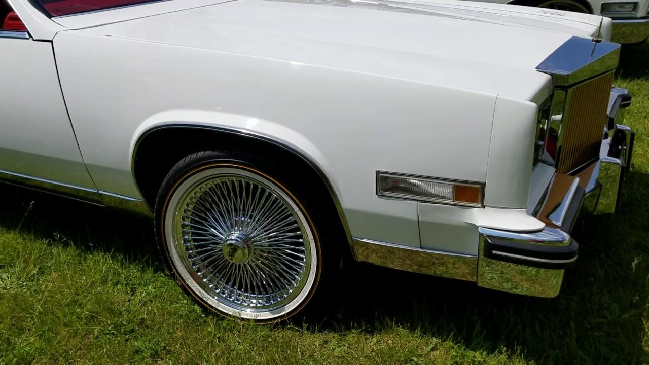 1968 1984 Drop Top Cadillac At The Majestic Picnic 2017