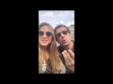 Carolina Rey e Marco Di Buono per Animal AID Live 2016