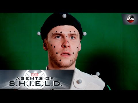 Fitz Uses Motion Capture - Marvel's Agents of S.H.I.E.L.D.