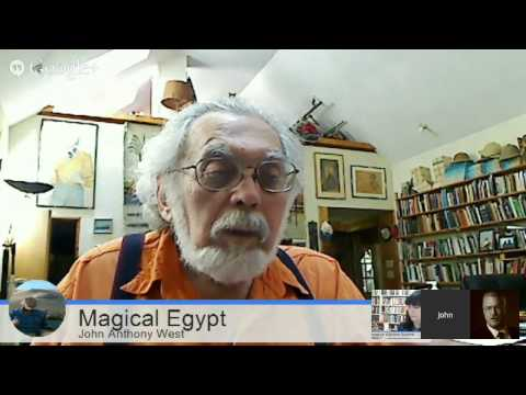 John Anthony West's Magical Egypt