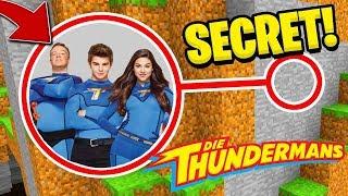 Minecraft : WE FOUND THE THUNDERMAN SECRET BASE!(Ps3/Xbox360/PS4/XboxOne/PE/MCPE)