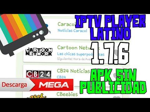 apk iptv player latino 1.7.6