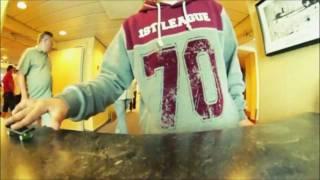 Can't Stop - a Fingerboard Film - By arrAaron